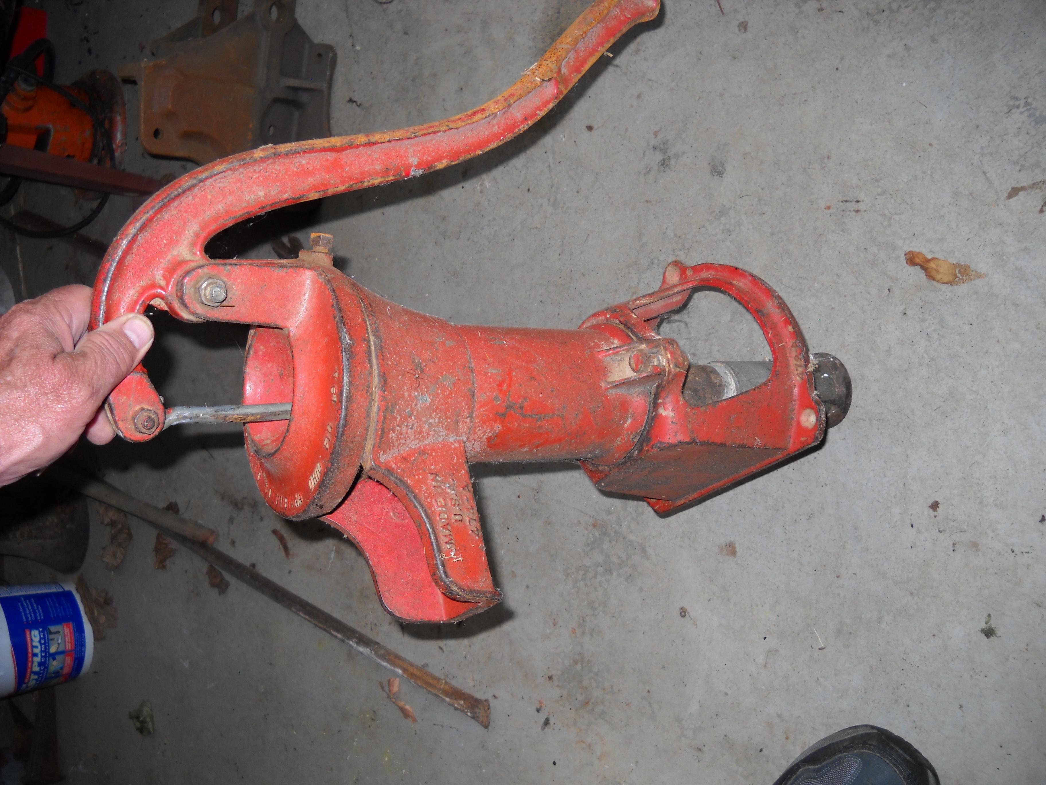 Antique Pitcher Pump - Image Antique and Candle Victimassist.Org