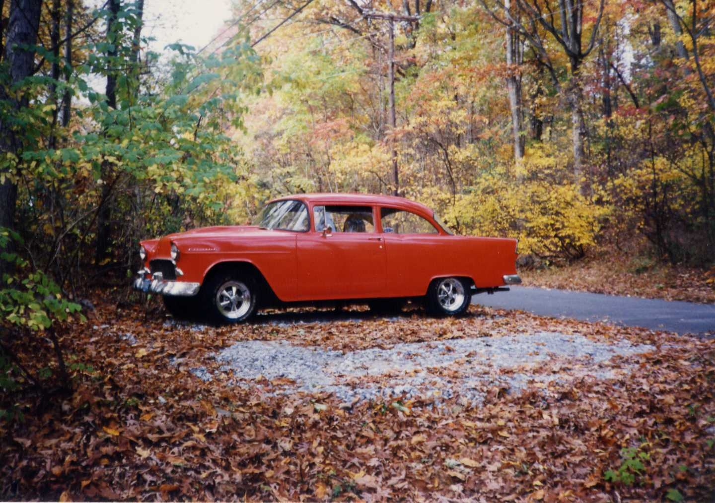 of my 55 chevy...thats