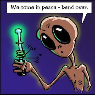 Extraterrestrial Abductions Day 3/20! - Hackettstown NJ
