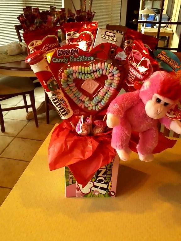 valentine's day candy bouquet inspiration! - hackettstown nj, Ideas