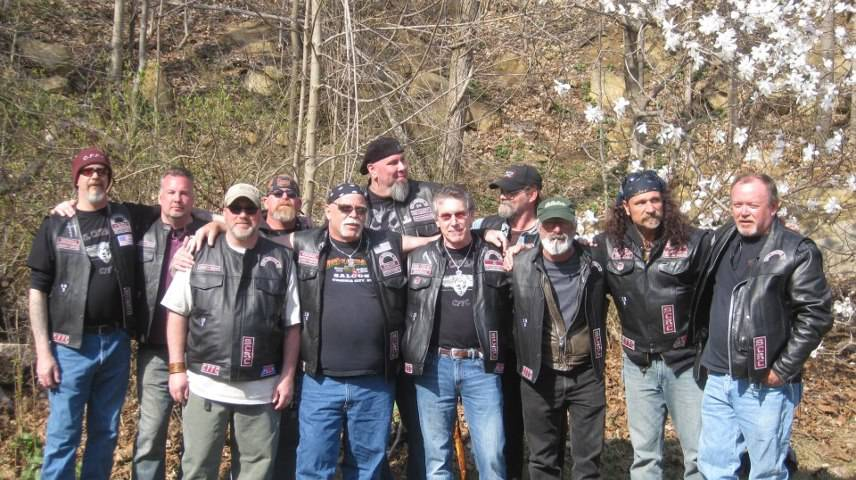 Biker Rally at Bar 46 - Hackettstown NJ