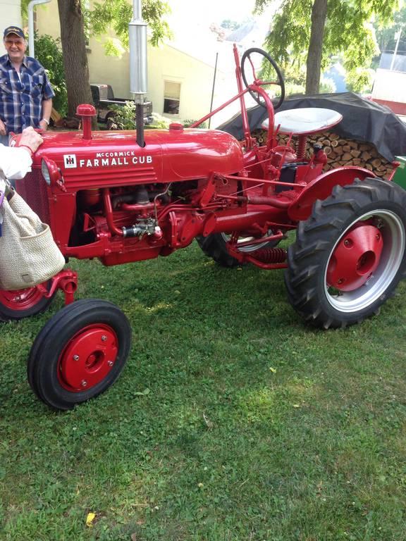 Lawn and yard equipment thread - Hackettstown NJ