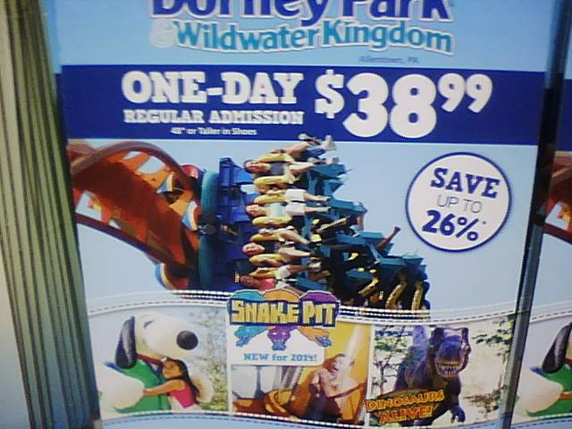 Jul 18,  · Re: Discount Tickets for Dorney Park Aug 10, , PM There are no Acme's once you get to the Lehigh Valley but there is a Weis-King's about five minutes east (towards Allentown) on Hamilton near Dorney.