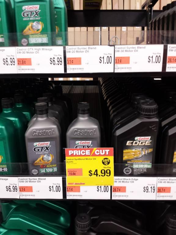 Cheap Oil Change Hackettstown Nj